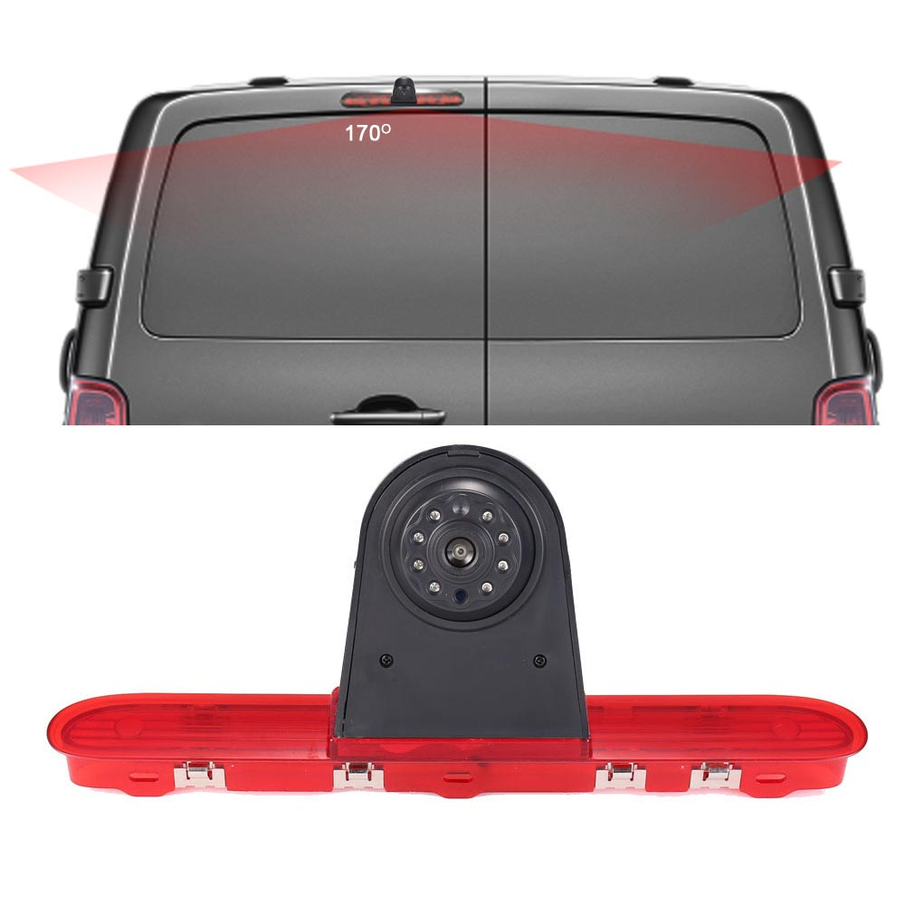Car Brake Light Taillight Parking Backup Rear View Camera For Citroen Dispatch Toyota Proace Veron Peugeot Expert Traveller VAN