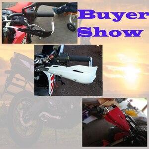 Image 5 - موتوركروس 28 مللي متر 22 مللي متر المقود حماية مقبض واقي اليد بار حماة اليد لهوندا KTM سوزوكي ياماها EXC CRF YZ دراجة نارية