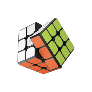 Image 5 - Nowa inteligentna kostka Xiaomi Mijia 3x3x3 6 czujnik osi kolor kwadratowa magiczna kostka Puzzle edukacja naukowa praca z aplikacją Mijia XMMF01JQD