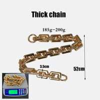 Thick chain