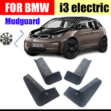 Chlapacze do BMW I3 błotnik elektryczny błotnik BMW i3 Chlapacz chlapania Osłony Błotniki Akcesoria samochodowe Błotnik Przedni Tył 4 szt