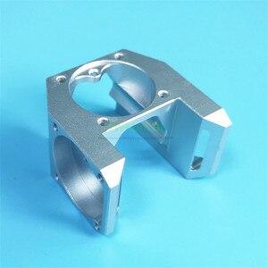 Image 4 - Neue 3D Drucker Teile E3D V6 Alle Metall Fan Kanal super cool Können Montieren 3 stücke 3010 Kühlung Fans, v6S Hexagon form innere