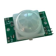 5pcs Induction Module Infrared Module Pyroelectric Infrared Sensor P-m-4