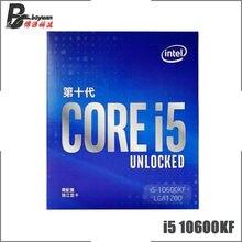 Procesador Intel Core I5 i5-10600KF 10600KF 4,1 GHz, seis núcleos, 12 hilos, 65W, 12M, LGA 1200
