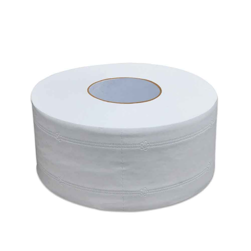 Big Roll Soft Paper Household 4 Layers Thickened Restaurant Skin Friendly Toilet Paper For Home Bathroom Kitchen Tear Resistant