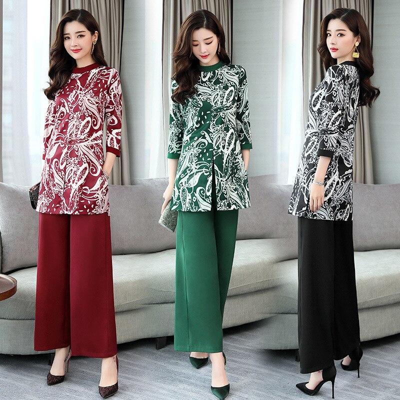 Set/Suit Skirt 2019 Spring Trend Simple Cool Slimming Slim Fit Versatile Elegant Casual Long Sleeve