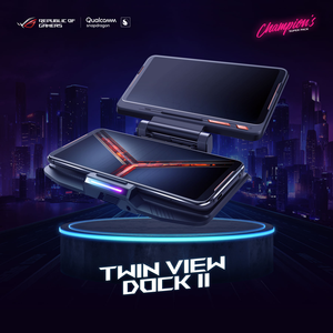 Image 4 - ASUS ROG Phone 2 TwinView Dock II ZS660KL Station Module