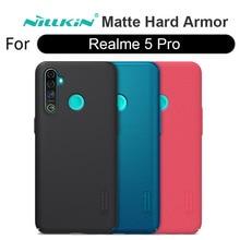 สำหรับ Realme 5 Pro Original NILLKIN Frosted SHIELD