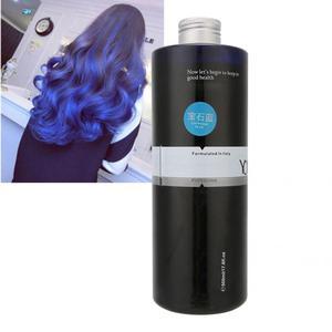 Image 3 - 500 Ml Kleurrijke Diy Haarverf Kleuren Crème Lange Lasing Semi Permanente Haarkleur Crème Kappers Gereedschappen Schoonheidssalon
