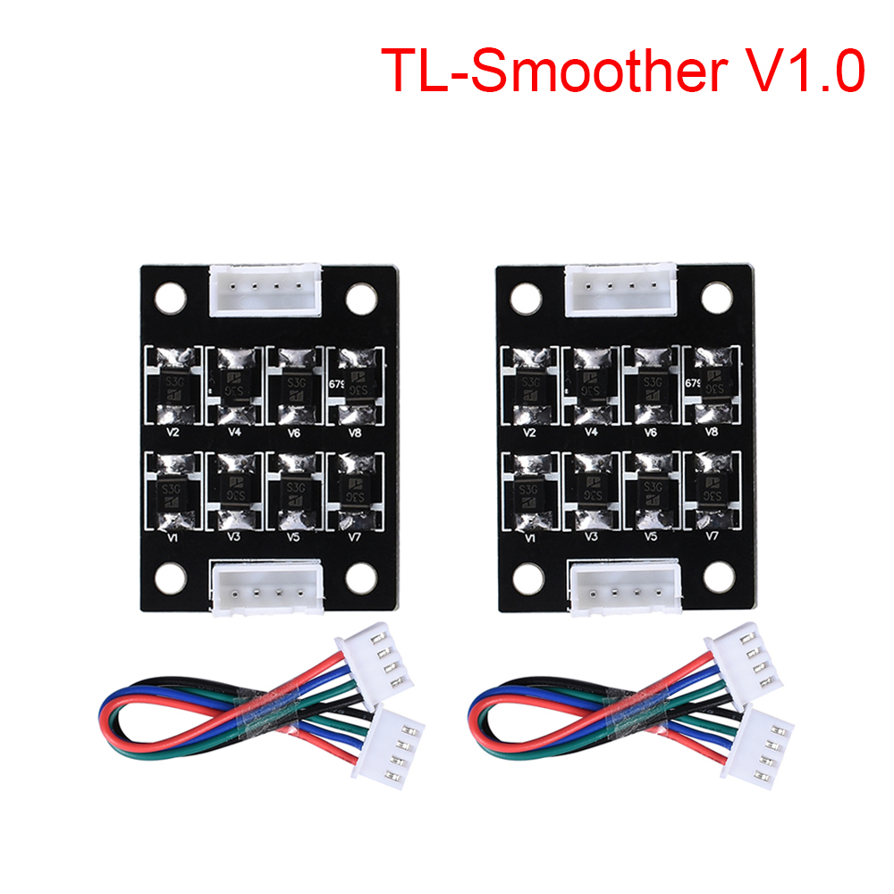 4PCS New TL-Smoother V1.0 Addon Module 3D pinter Motor Drivers Accessories WH