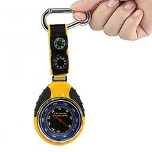 Buy HobbyLane 4 In1 Digital Altimeter Barometer Thermometer Compass with Hanging Ring for Outdoor Activity Hiking Camping Hot Sale directly from merchant!