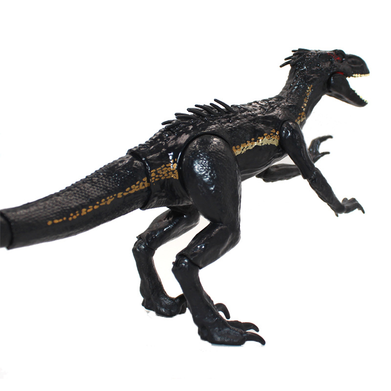 Jurassic World 2 Park Tyranny Dragon Swift And Violent Dragon Fit New Dinosaur Oppressive Swift And Violent Dragon Indoraptor