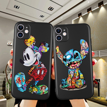 2020 Tattoo Cartoon Groot Joker Stitch for Max One Plus 5T 6T 6 7 8 7T Pro phone Case cute Matte soft silicone tpu princess uyellow star wars watercolor soft tpu case for one plus 7 pro 6 6t 5 5t fashion fundas printed cover silicone luxury phone coque