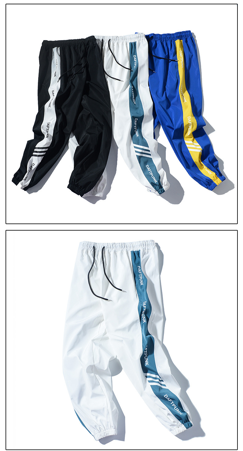 He2832d3e31fe4d26b7f5ebb0ca6059f0q - FGKKS Fashion Brand Men Casual Sweatpants New Street trend Male Printing Drawstring Pants Men's Hip Hop Ankle-Length Pants