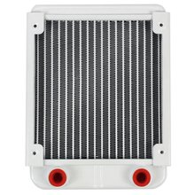 Aluminum Water Cooling 120 Radiator Led Cpu Liquid Cooler For 120Mm Fan G1/4 Heat Sink Exchanger Cooled Computer Pc(China)