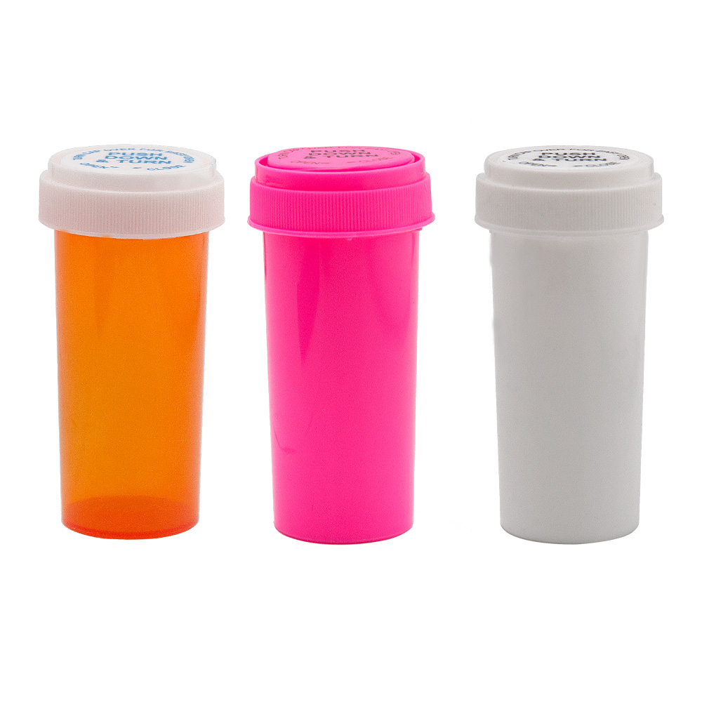 Delta Education 13 Dram Plastic Vial with Lid