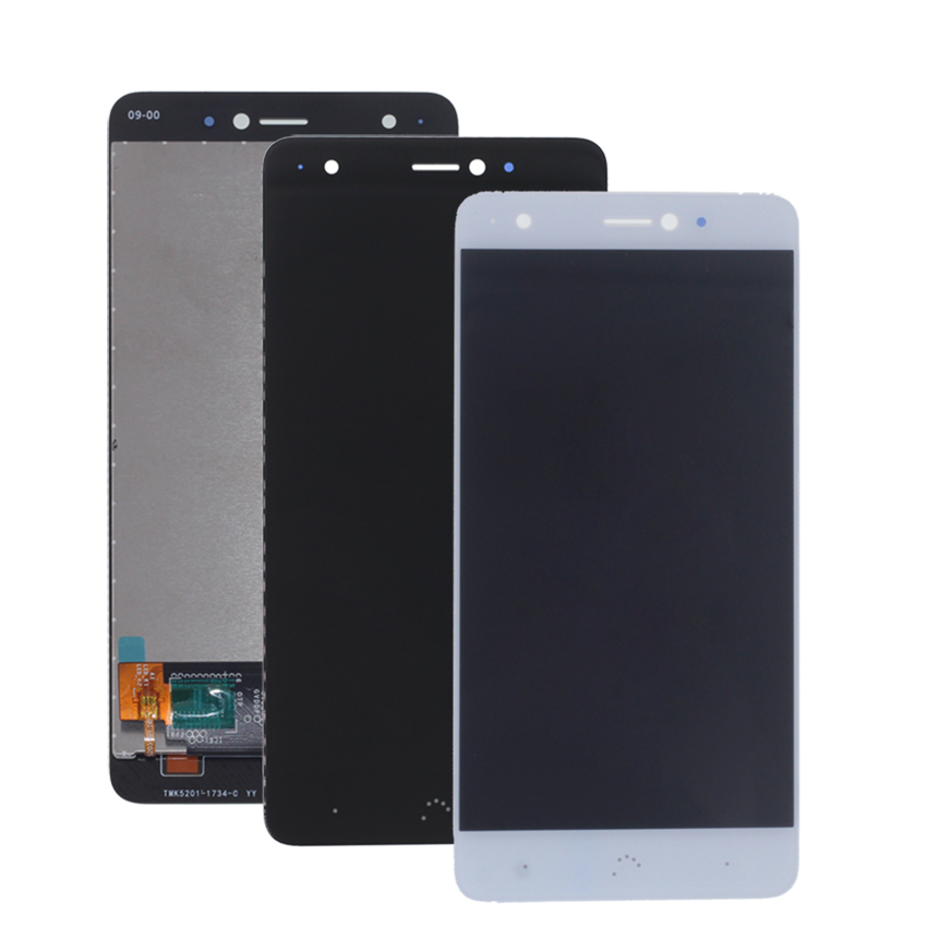 Image 3 - Original For BQ Aquaris X LCD Display Touch Screen Digitizer Assembly For BQ Aquaris X Screen LCD Replacement Free Tools-in Mobile Phone LCD Screens from Cellphones & Telecommunications