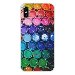 Цвет набор красок для Oneplus 3t 5T 6T Nokia для детей возрастом 2, 3, 5, 6, 8, 9, 230 3310 2,1 3,1 5,1 7 Plus 2017 2018 аксессуары мобильного телефона чехлы