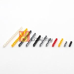 Image 4 - 548PCS Blocchi Technic Parti Liftarm Fascio Croce Asse Connettore Pannello MOC Accessorio Giocattoli Giocattoli Meccanici Auto di Massa Compatibile Legoeds