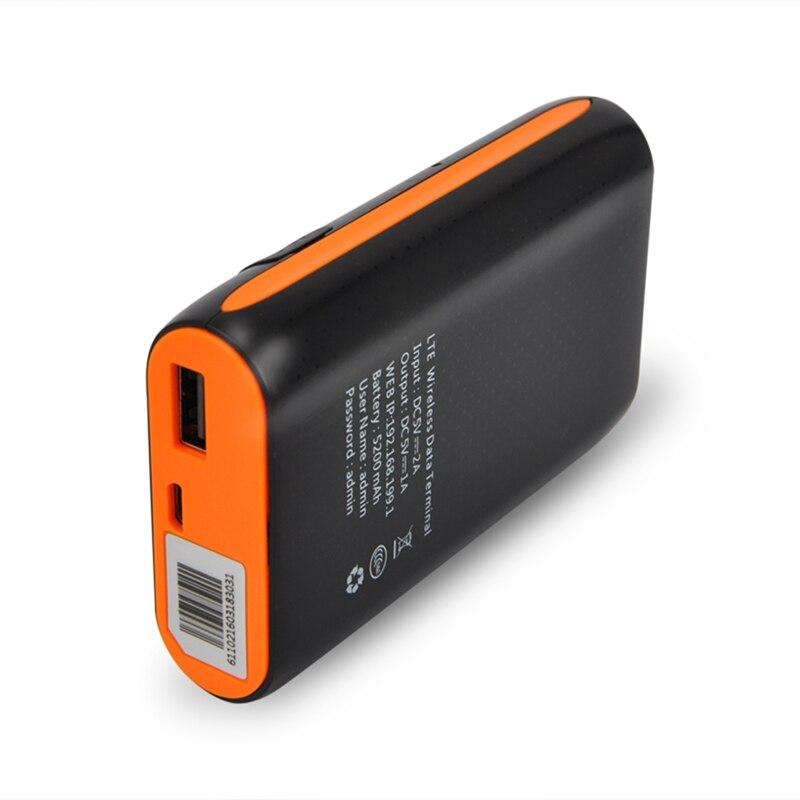 2 шт 4G Wifi роутер автомобильный мобильный Точка доступа беспроводной широкополосный Карманный Mifi разблокировка Lte модем беспроводной Wifi расширитель повторитель мини Rout - 4