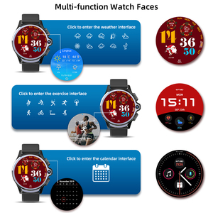 Image 5 - KOSPET Prime SE 1GB 16GB relogio inteligente smart watch Men 1260mAh Camera Face ID 4G Android GPS Smartwatch 2020 For Xiaomi