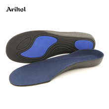 Arch Support Insole Heel Valgus Inner Outer XO-shaped leg Corrector Feet Pad Flat Foot Orthopedic Men Women