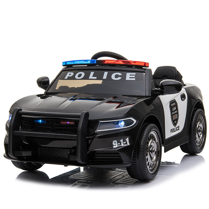 12V Large Car 1-6 Years Children's Electric Four-wheel Dual-drive 2.4G Remote Control Toy Car Can Take The Baby