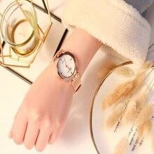 2019 New Luxury Brand Geneva Casual Quartz Watch Womens Dress Watches Relogio Feminino Ladies Clock relogio feminino
