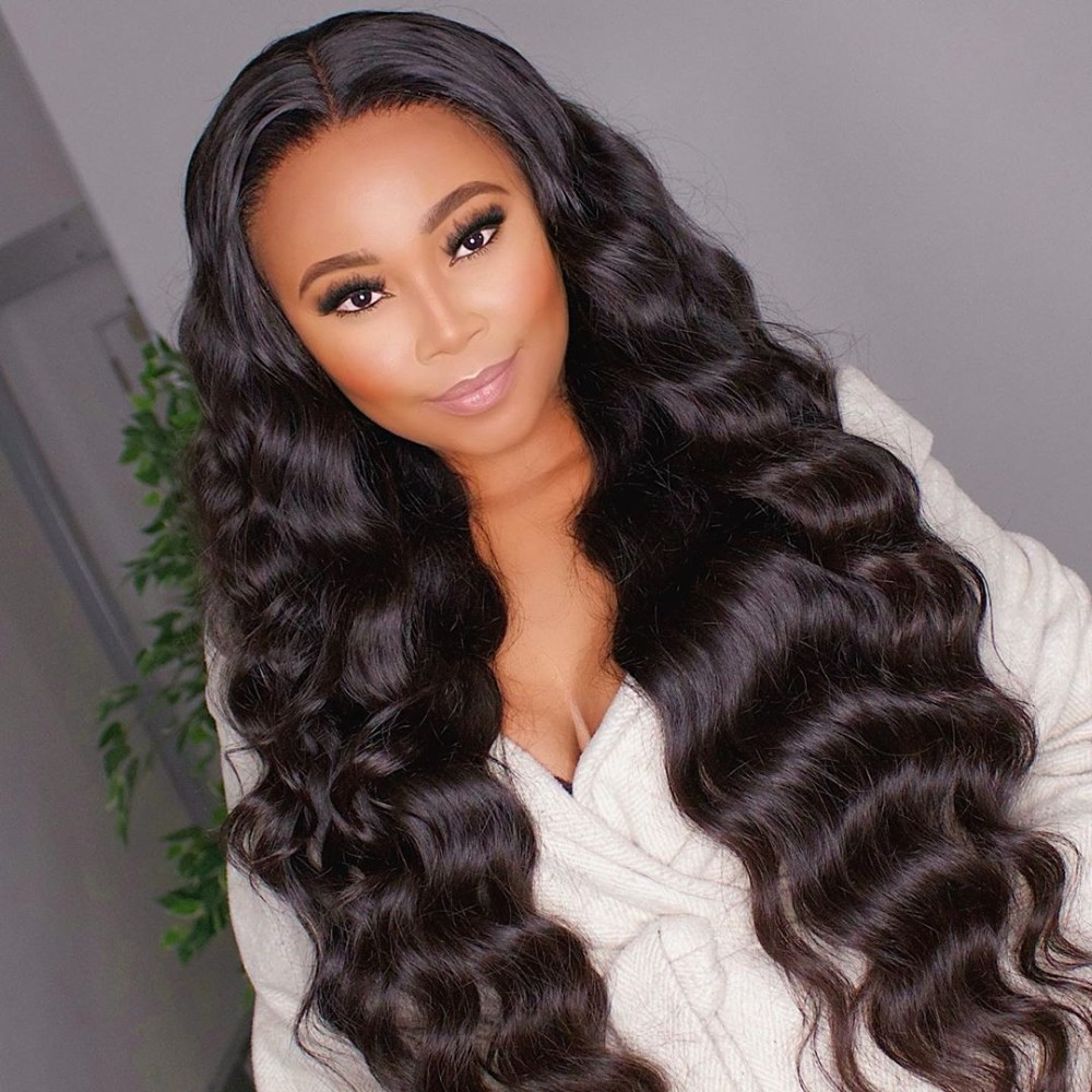 Beaudiva Hair Body Wave Bundles Brazilian Hair Weave Bundles 100% Human Hair Bundles 3 4 Bundles Brazilian Body Wave Hair Remy