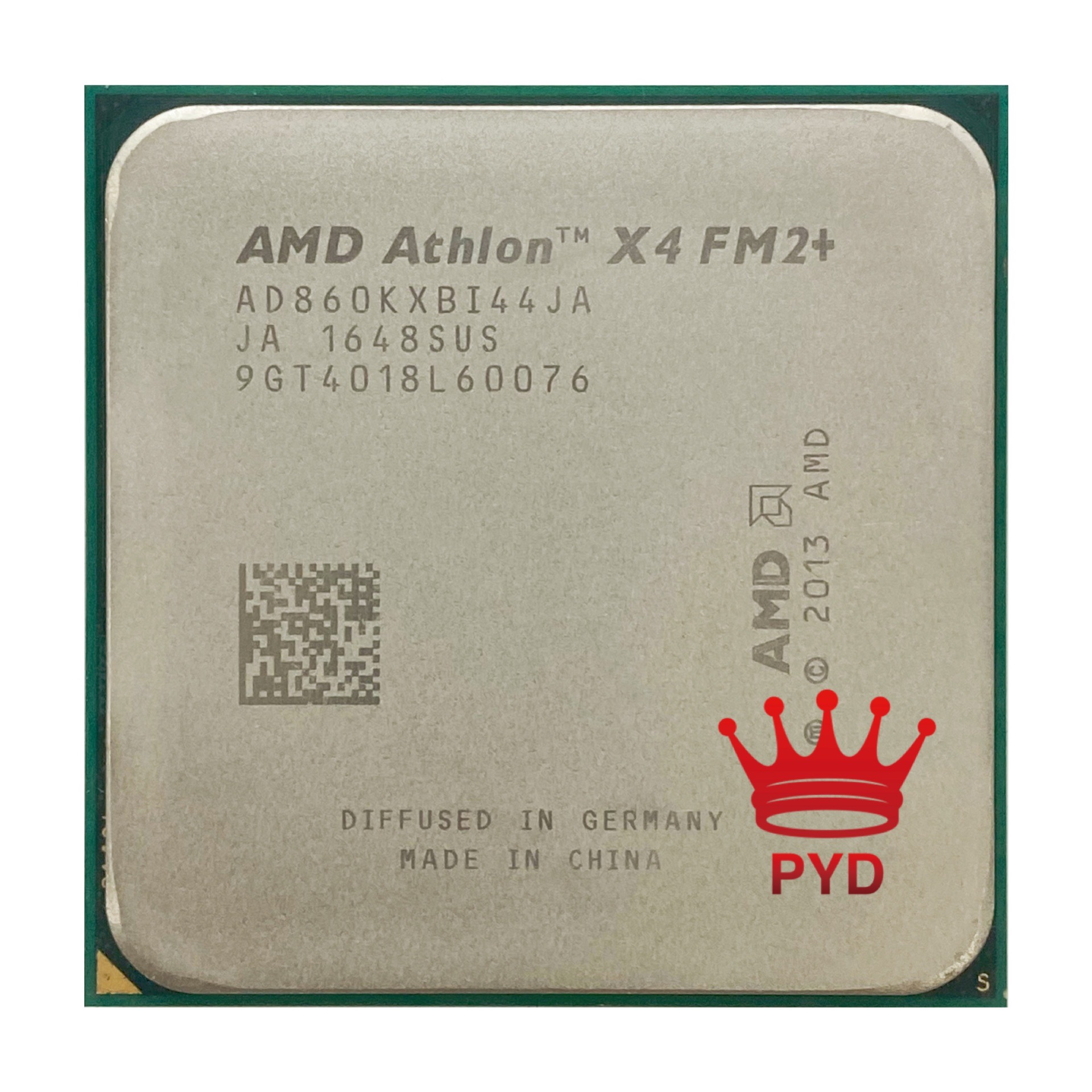 AMD X4 860K Athlon X4 860K X4-860 3,7 ГГц четырехъядерный процессор Процессор процессор AD860KXBI44JA гнездо FM2 +
