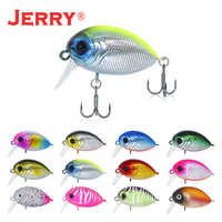 Jerry Peppa 32mm ultralight fishing lures micro wobbler lures trout fishing lures crankbait hard bait freshwater bait