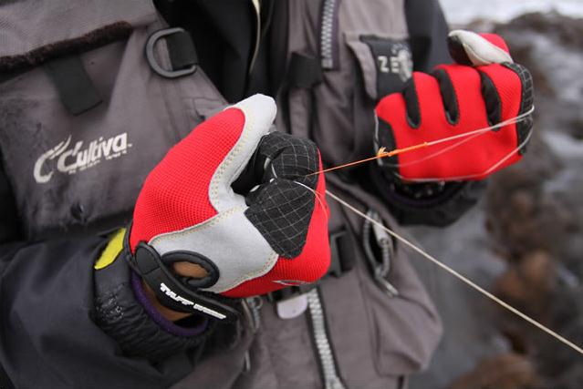 Japanese OWNER Fishing Gloves Boat Fishing Iron Plate Fishing Gloves Skid-proof And Windproof Gloves Protect From Cutting