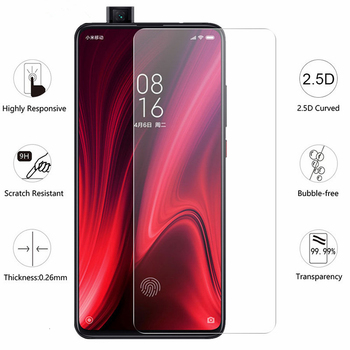 1000Pcs 2.5D Tempered Glass For Xiaomi Mi 9 SE Mi9X Mi CC9 Mi CC9e 9T Pro Mi 8X Mi 8 Lite Screen Protector Protective Glass Film фото