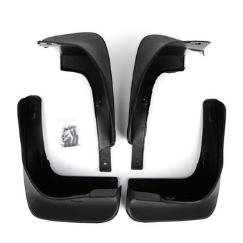 4pcs/set Professional Car Fender Flares Wheel Eyebrow Mudguards Auto Protector for TOYOTA for Carraro 2014 Car Parts image