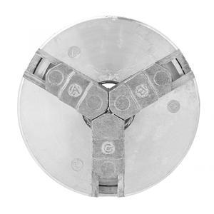 Image 5 - مثقاب صغير تشاك Z011 سبائك الزنك 3 الفك تشاك المشبك ملحق ل مخرطة معدنية آلة طحن كوليه تشاك