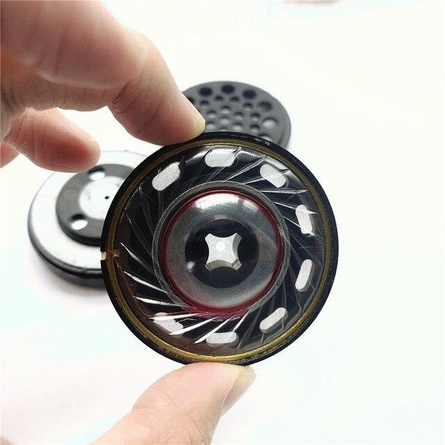 V moda 2pcs 용 50mm 스피커 유닛 헤드폰 액세서리