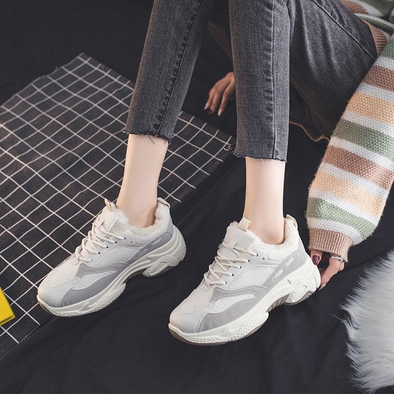 off white platform shoes