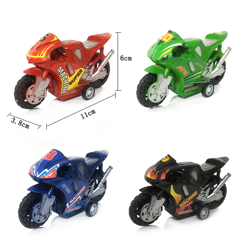Four-Wheel Motorcycle Model 6