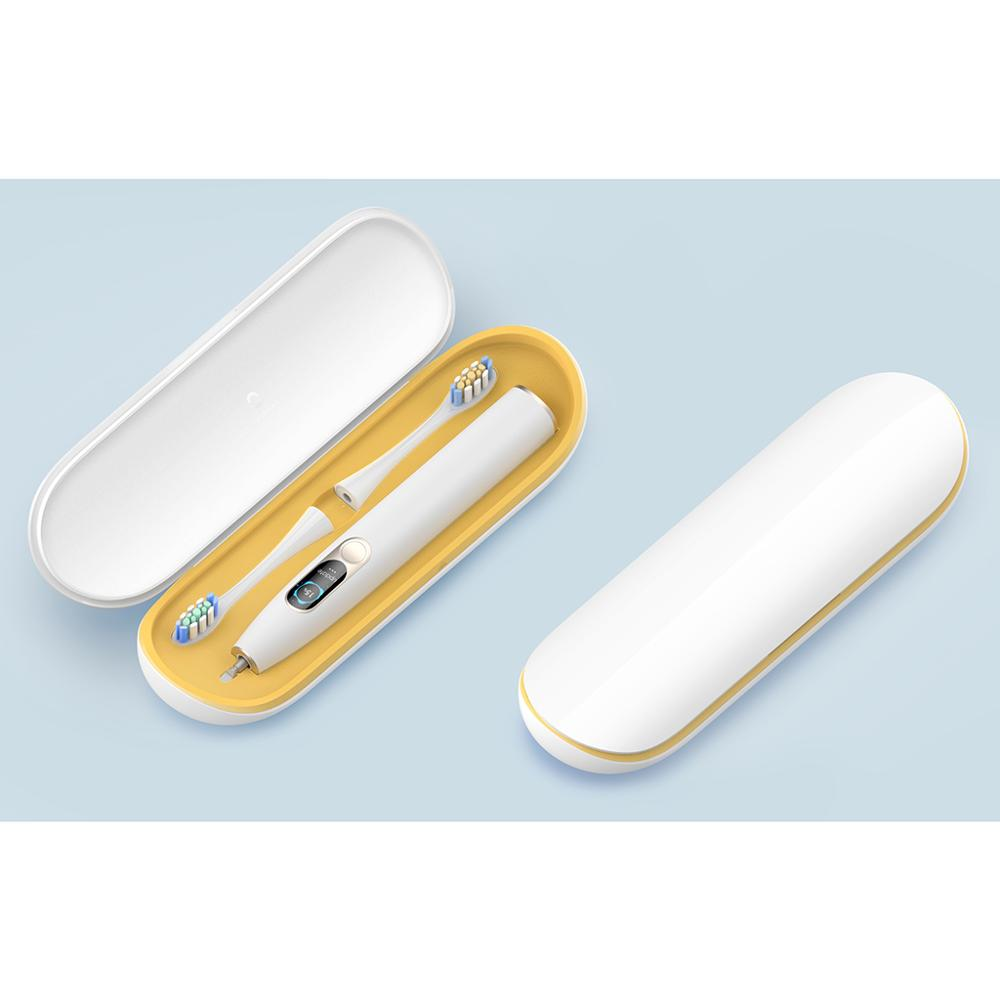 Original Portable Plastic Lightweight Pratical Electric Toothbrush Travel Case Box for Oclean X Pro / X /Z1/ F1 for Travel