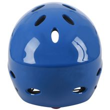 Safety Protector Helmet 11 Breathing Holes for Water Sports Kayak Canoe Surf Paddleboard - Blue цена 2017