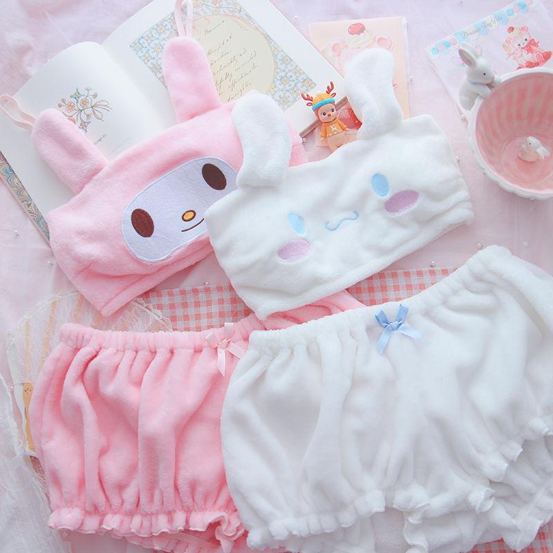 Kawaii Cinnamorrol & My Melody Pajamas 1
