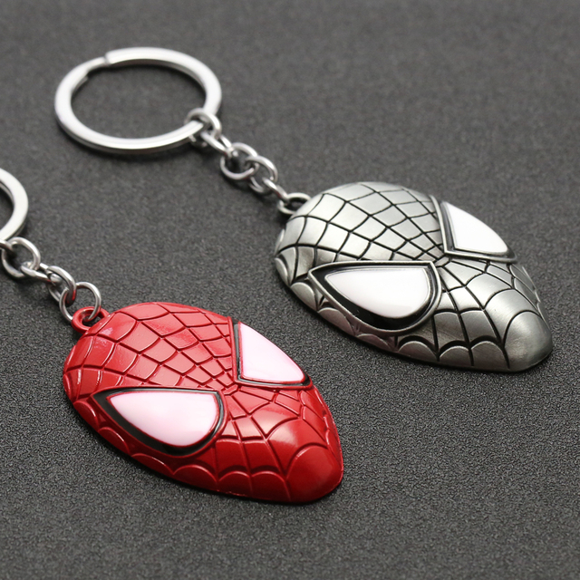 Spider Man The Amazing Keychain Metal (2 Designs) 4