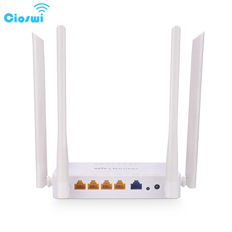 Cioswi 3G/4G Modems USB Interface Home Wireless Router 300Mbps Wifi Hotspot Openwrt Access Point Stable Wireless Wifi Router image