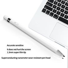 Active Stylus Digital Drawing Pen Carbon with Superconducting Nano Tip for Ipad iPhone Surface