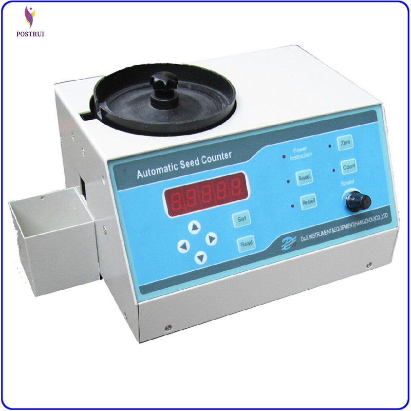 Automatic Microcomputer Meter Counters Tablet Meter Counting Machine For Various Seeds Forms SLY-C