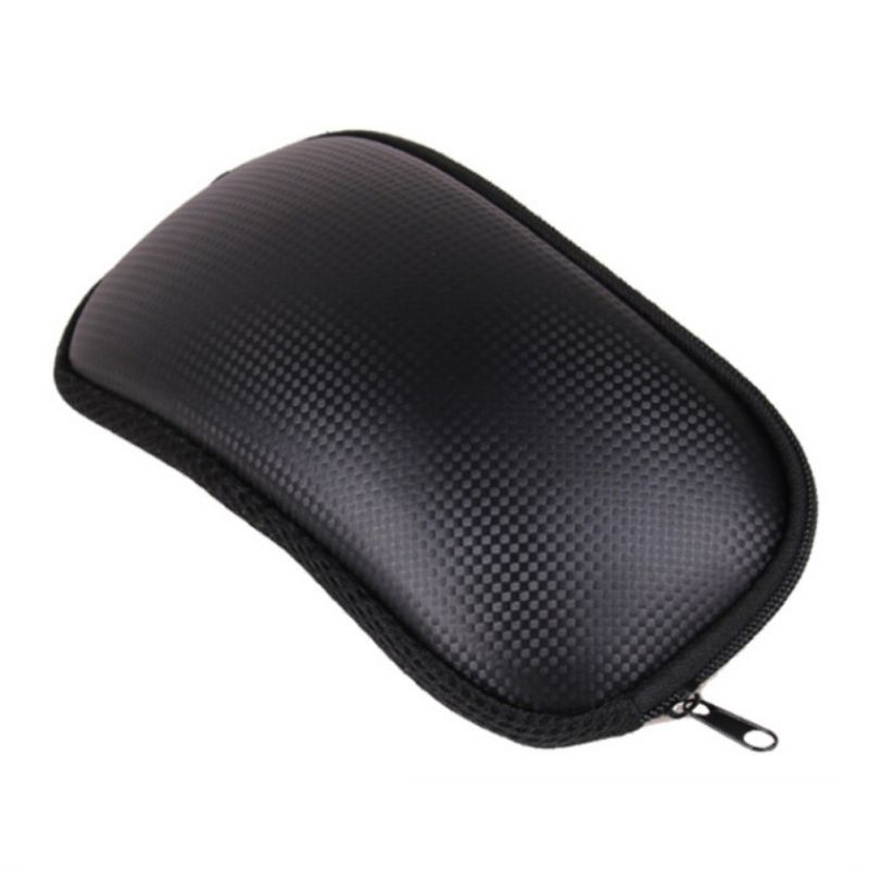 Eyewear Portable PU Leather Spectacle Cases Bag Container Accessories For Skiing Goggles Professional Skiing Equipment Pro