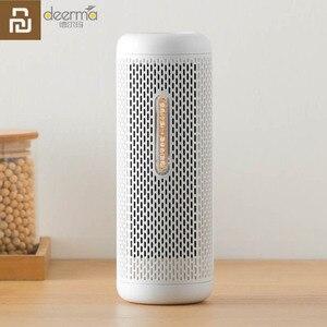 Image 1 - Youpin Deerma Recycelbar Mini Luftentfeuchter Reduzieren Luft Feuchtigkeit Trocken/Nass Visuelle Fenster Löcher Design Feuchtigkeit Absorption Trocknen H20