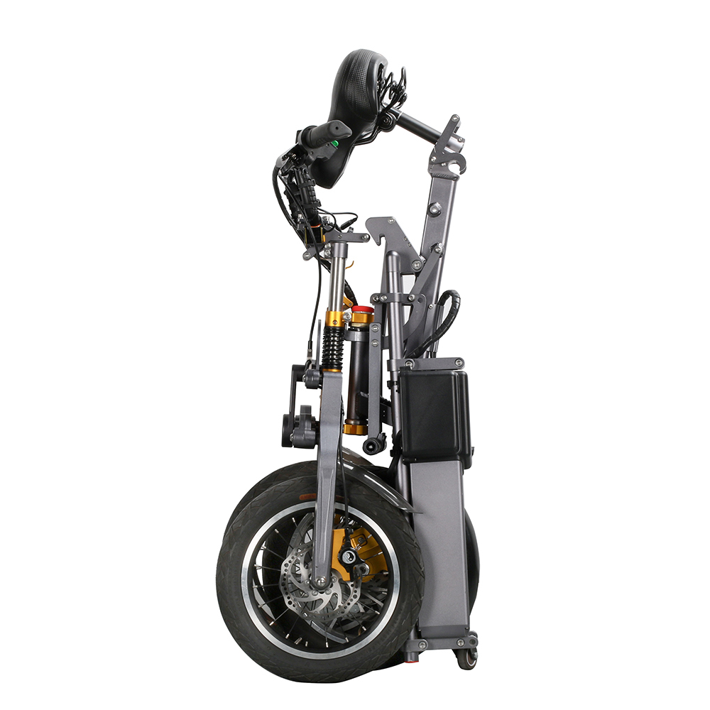 Excellent EcoRider E6-7 48V 2 Wheel Electric Motorcycle Great Electric Bicycle Christmas Gift for Kids Youth School Supplies 1