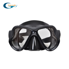 Free Shipping High Quality Diving Snorkels +Diving Mask Sambo Two Sets Of Snorkeling Equipment Black