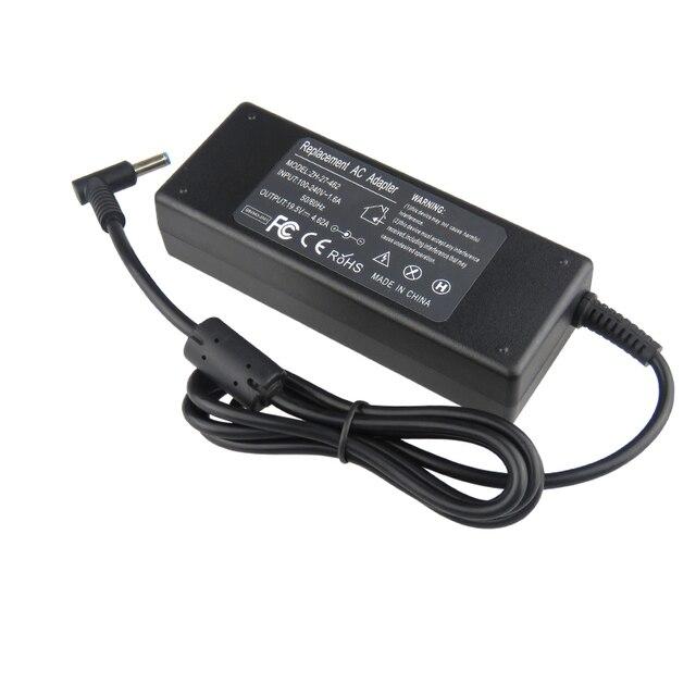 19.5V 4.62A 90W Ordinateur Portable Chargeur Adaptateur secteur Pour Hp Envy14/15 Pavillon M4/15 Ppp009C 15-J009Wm 14-K001Xx 14-K00Tx 14-K002Tx